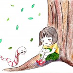 ぐるぐるとおせんぼ  (2/4)