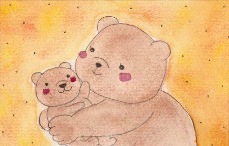 リトルと はんぶんの おつきさま(4/4)