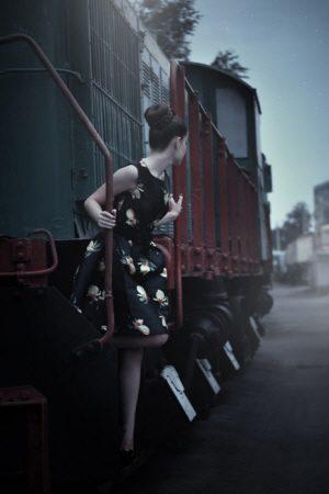 「ナイト列車 ドリーム号」~アーシャの力(5/8)