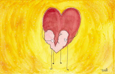 癒しを求める方へ:「心」