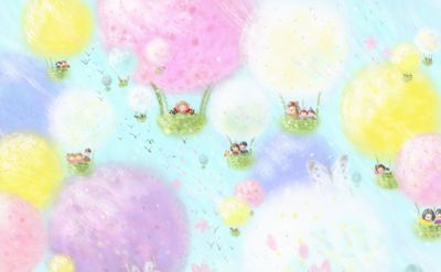 あみーちゃん はるの ききゅうたいかい(5/6)