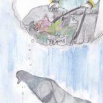 ハトのオイボレ、最後の冒険(3/8)