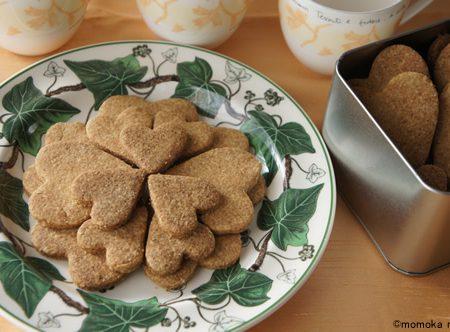 絵本の中の美味しいお菓子② ショウガ入りクッキー