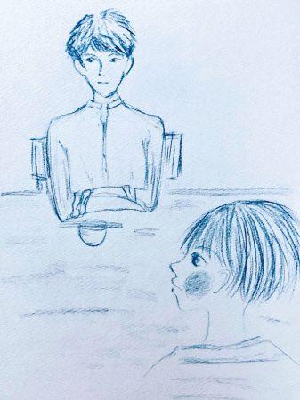 ぜんぜん不思議じゃなかった3日間(8/15)