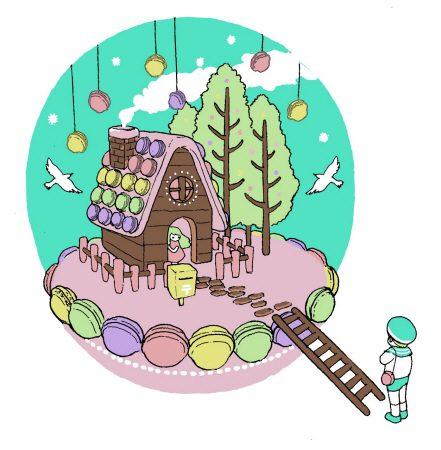 WEB版 Sweet Harmony展(2/3)