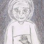 いえいえ、おばけじゃありません(2/4)