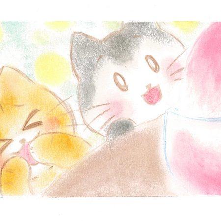 仔猫の毎日