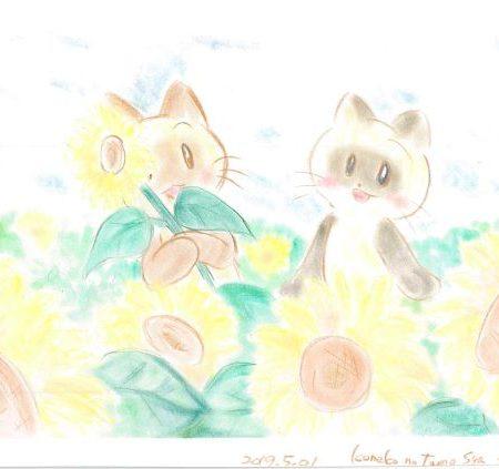 仔猫の毎日 ~夏の思い出①~