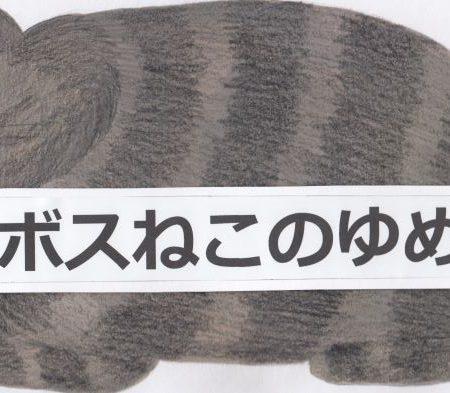 ボスねこのゆめ(1/4)
